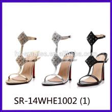 latest new high heel shoes for girls fashion girls high heel shoes sandals korean modern ladies high heel shoes