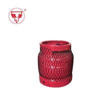 3kg composite butane lpg gas cylinder