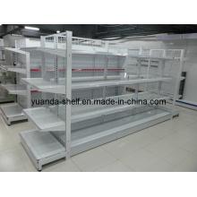 Wire Mesh Supermarket Goods Display Shelves