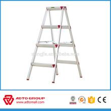 Escalera de aluminio tipo A, escalera de forma A, escalera de mano tipo A