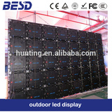 indoor /Outdoor rental led display screen P8 led video wall panel for indoor use