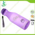 600ml Garrafas de água personalizadas BPA-Free Trissa Soda