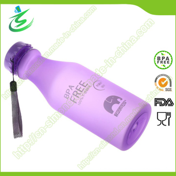 600ml Custom BPA-Free Tritan Soda Water Bottles