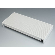 White Perforated Aluminum Ceiling Tiles