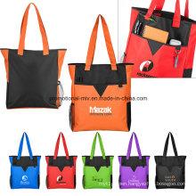 Promotional Zip Functional Handbags