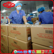 Dried wolfberry wholesaler in Ningxia for Anti-aging
