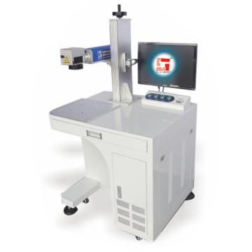 Processo de precisão da máquina da marcação do laser da alta qualidade 10W UV
