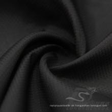 Wasser & Wind-resistent Outdoor Sportswear Daunenjacke Gewebte punktierte Jacquard 100% Polyester Filament Gewebe (53213)