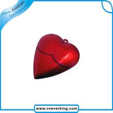 Luxury Girly Heart Shape USB for Girl