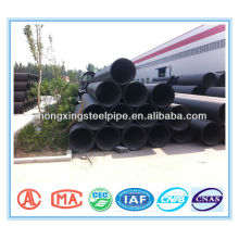 HDPE Corrugated Ventilation Pipe With Steel Belt Reinforced