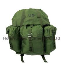 Nous Sac à dos tactique militaire de couleur verte Molle Camouflage (HY-B092)