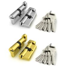 Brass Cylinder Lock, Unilateral Open Cylinder Lock Al-60-70-80-90