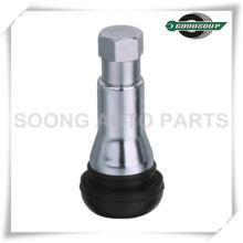 Válvula de neumático sin cámara Schrader TR413AC para automóviles de pasajeros