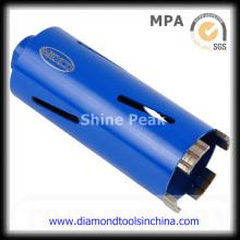 Alta qualidade Diamond Core Bits de perfuração
