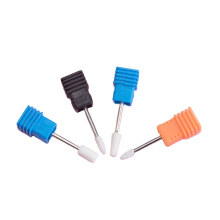 Nail Drill Bits Quartz Milling Cutter Polish Rotary Burr Cuticle Clean Brush Electric Machine Accessories