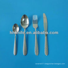 Set of 4 Stainless Steel Cutlery Set