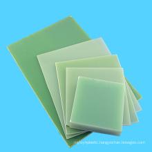 Green Electrical Insulation Epoxy Plastic 3240 Sheet