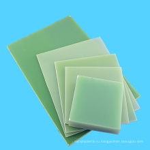Зеленый Электрической Изоляции Эпоксидной Пластиковый Лист 3240