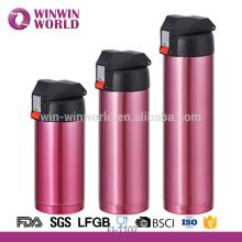 Promoción de Navidad Drinkware Regalo botella de frasco de vacío de acero inoxidable Thermo 500ml
