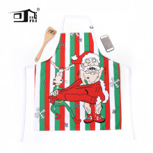 2018 KEFEI Art Nail Salon Christmas Apron