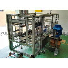 Hot Melt Glue Bottom Seal Case Erector Equipment