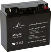 Lead Acid Battery/Storage Battery /AGM Battery (NS12-20)