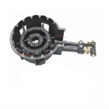 Горячий Продавая CE Утверждения 2 Кольца Чугун Газовая Горелка