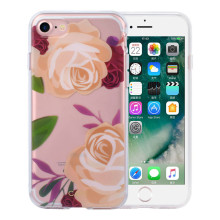 Funda Dura iPhone8 Plus Rosa IML TPU