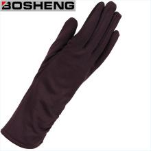 Mode Frauen Opera Lange Stoff Arm Handschuhe