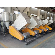 Plastic Recycling Waste Plastic Pipe Crusher Machine