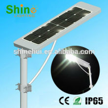 all in one solar street light, all in one solar street light led lithium battery 30w