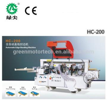 Hot sale linear edge banding corner rounding machine