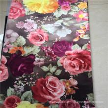 100% polyester Tissus imprimés issus du fabricant