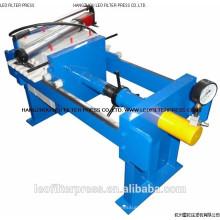 Leo Filter Press petite capacité petite plaque filtrante taille filtre presse