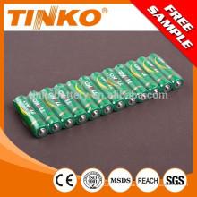 Pesado dever bateria R6 usada em brinquedos 60pcs/box OEM com boa qualidade e melhor preço