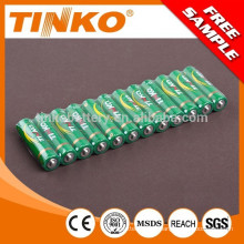 Тяжелая обязанность батареи R6 используется в игрушки 60pcs/ящик OEM с хорошим качеством и лучшая цена