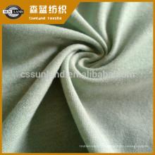 Tissu de haute qualité pour t-shirts en coton 100 g