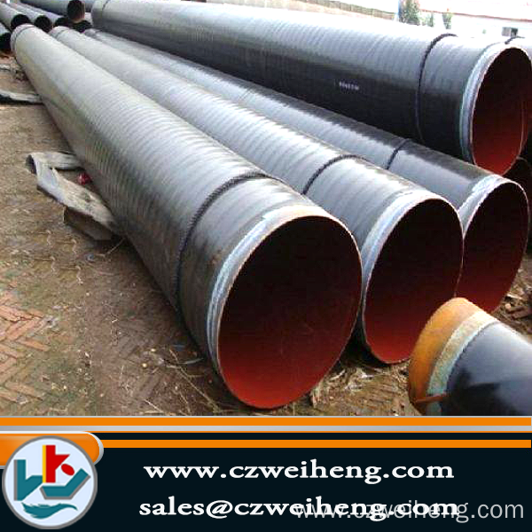 FBE COATING BIG SIZE SSAW STEEL PIPE