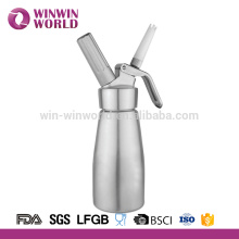 High Quality Dessert Tools Promotional Gift Whole Alumium Cream Whipper Dispenser With Aluminum Charger Holder 500ML