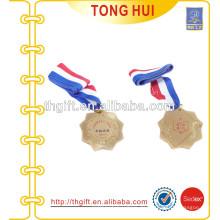 Souvenir-Metall-Medaille mit benutzerdefinierten Logo