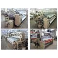 E-planície tecer cetim tecer sarja tecer jato de água teares Fabricante China