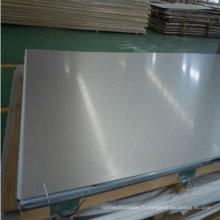 Feuille laminée à froid d'acier inoxydable d'AISI 310 2B