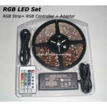 Гибкая светодиодная лента RGB