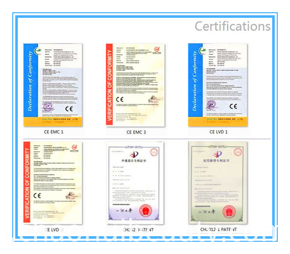 chaohui certifications