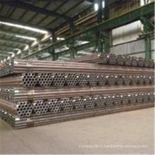 ASTM A53 B tube en acier au carbone noir non secondaire à prix compétitif tuyaux sans soudure