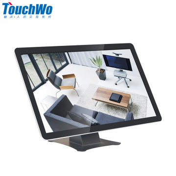 21 Touchscreen in einem Desktop-PC
