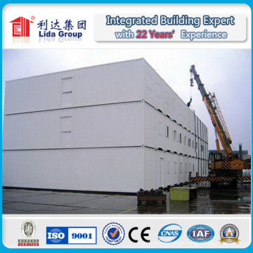 Light Steel Flat Pack Container Casa para venda