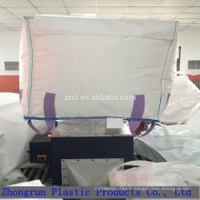 500 kg à 3000 kg Big sac taille jumbo pour le sel de mer, haricot, ciment, matériau de construction, coton