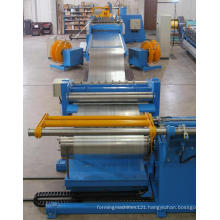 glazed steel coil slitting machine
