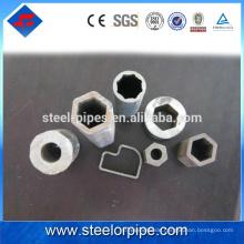 Hochwertige preiswerte elliptische Stahlrohr